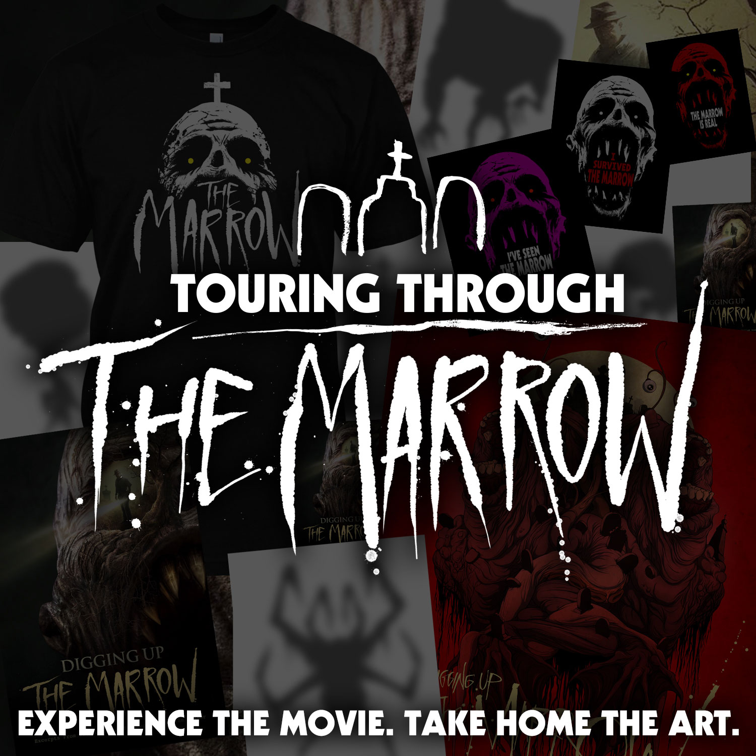 digging up the marrow movie trailer