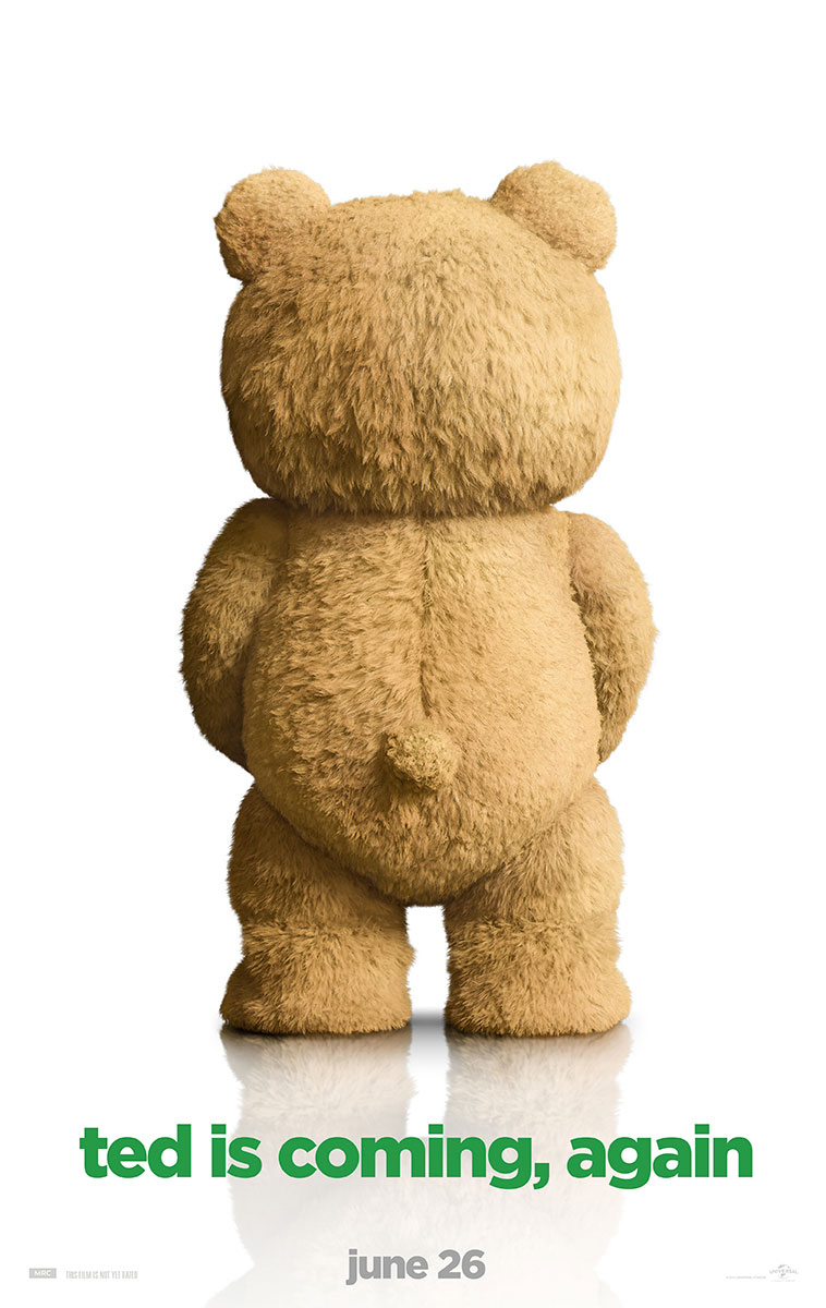 ted 2 trailer: mark wahlberg and his foul-mouthed bear return | collider