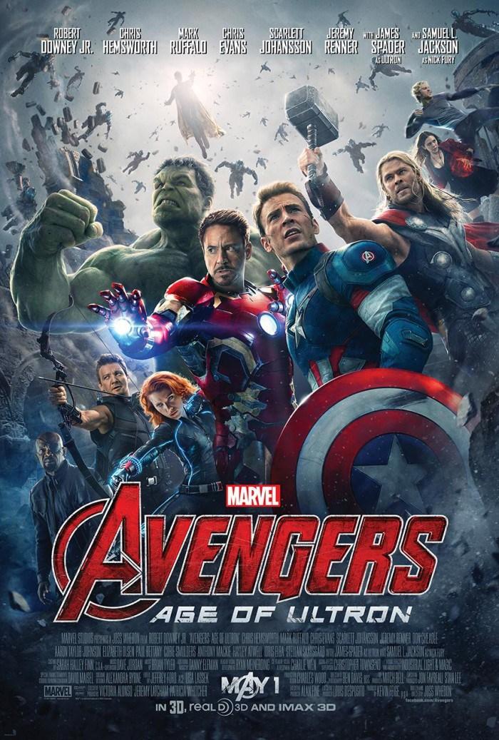 New Avengers Endgame Poster Reveals The New Team Collider