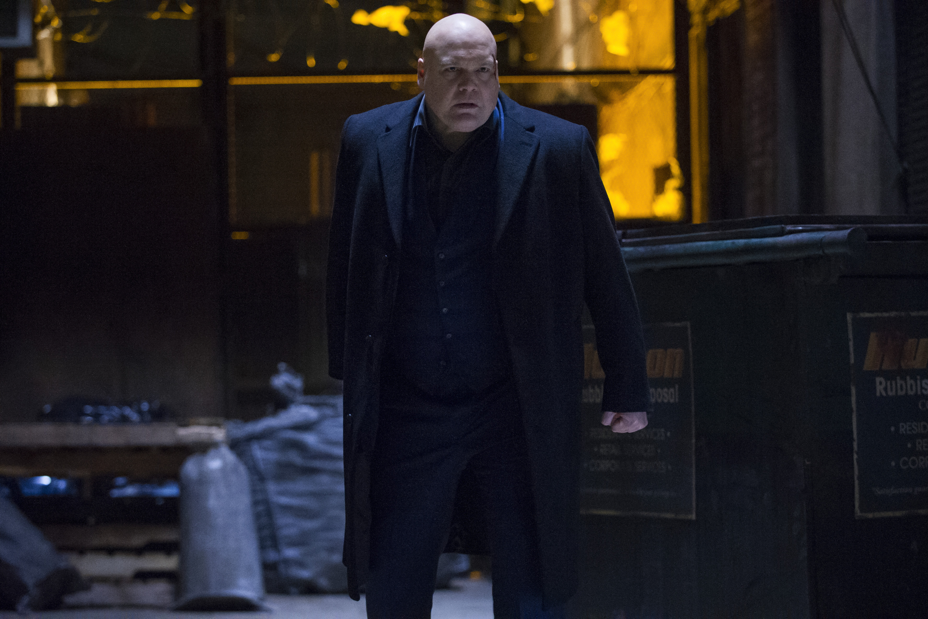 Daredevil Season 3 to Bring Back Vincent D'Onofrio as Wilson Fisk