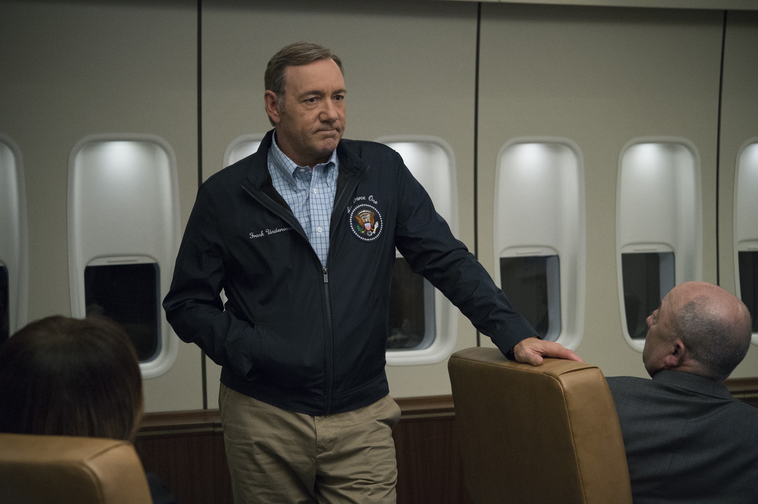 House Of Cards Season 3 Kevin Spacey 1