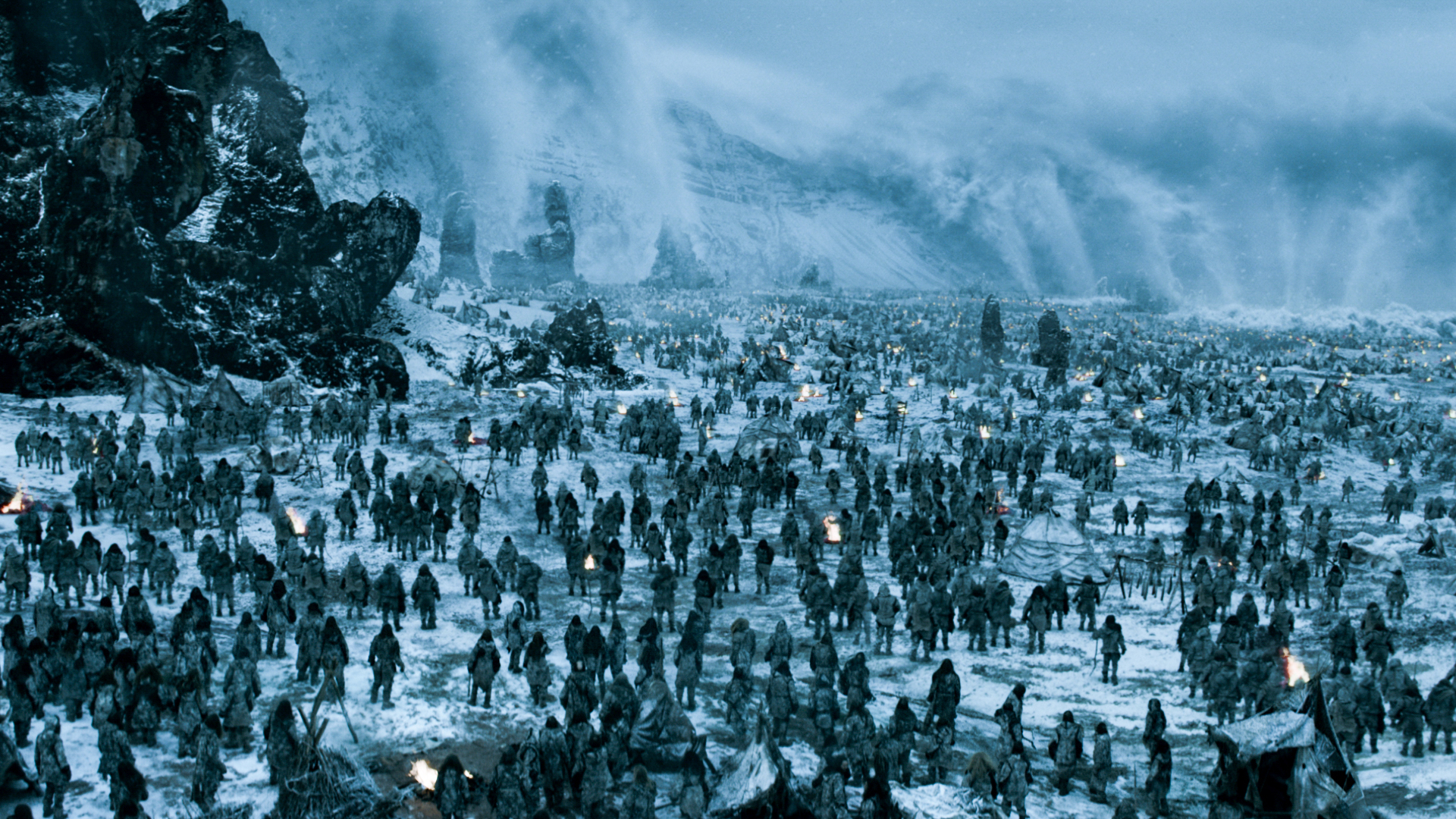 Game of Thrones: White Walkers Explained | Collider