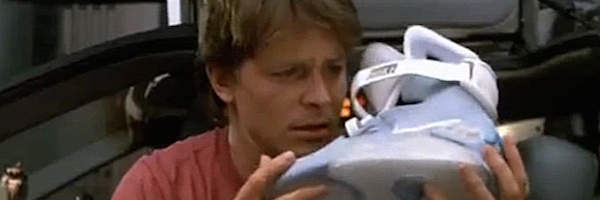 Michael J. Fox Gets Working Pair of Nike MAG Sneakers  2d2a671f6