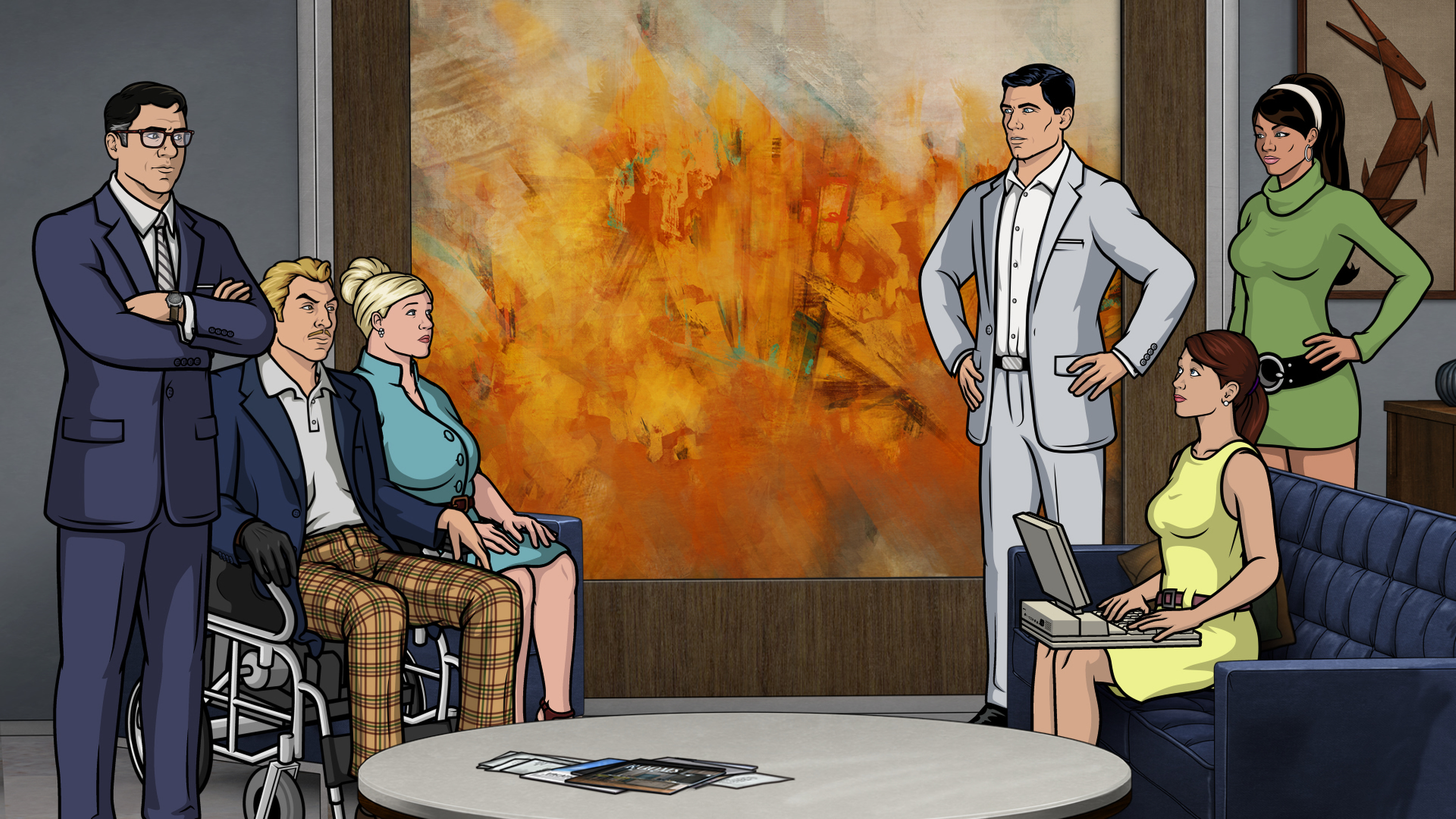 Archer Season 8 Set to Move from FX to FXX | Collider