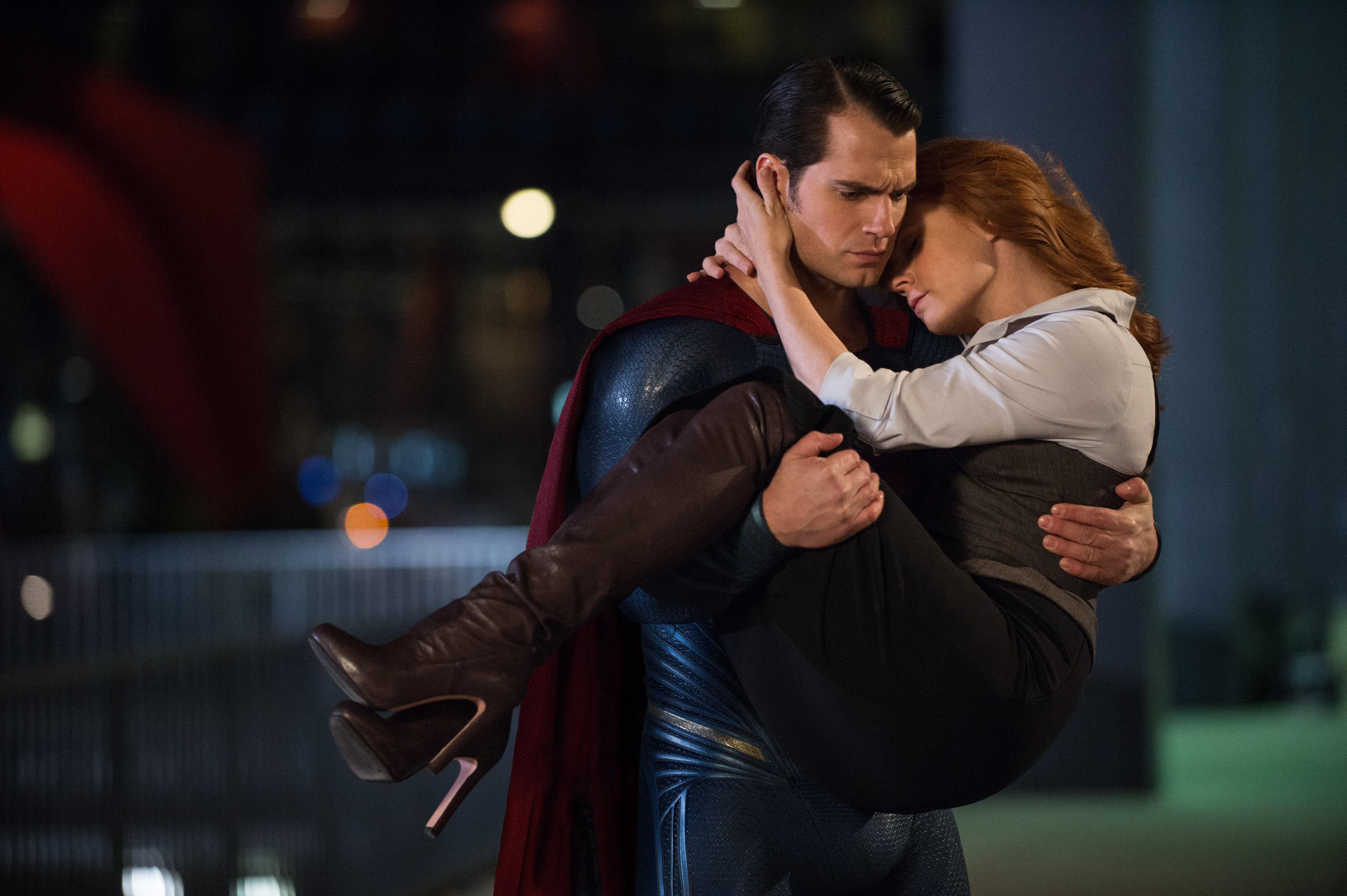 هنری کویل   نقش سوپرمن در دنیای سینمایی گسترده دی سی