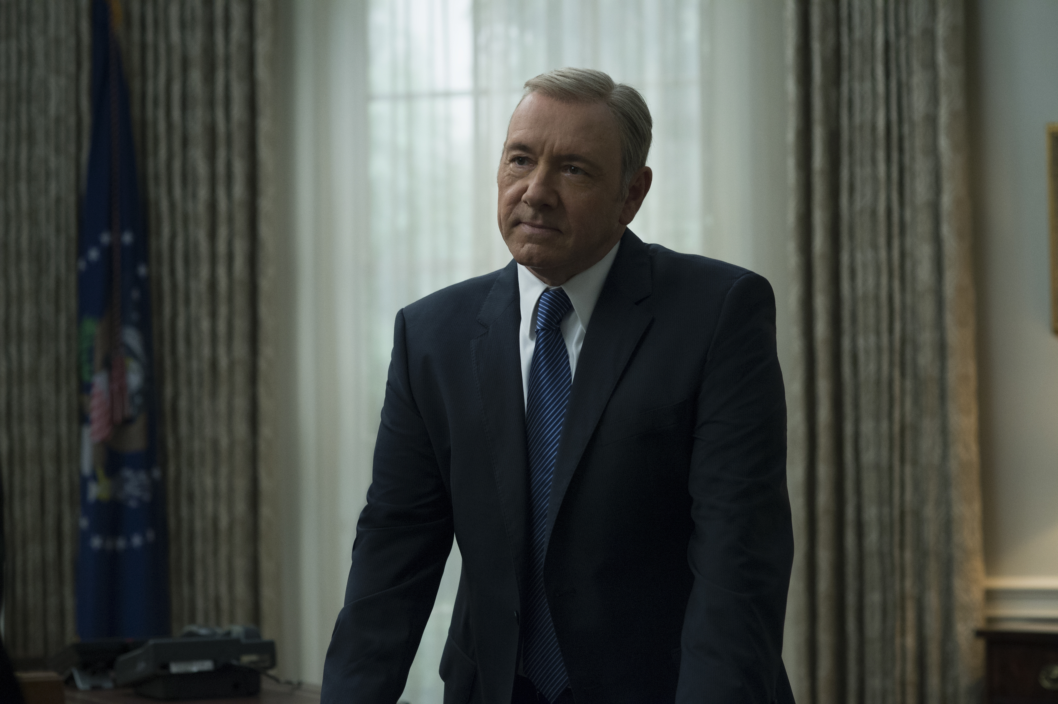 House Of Cards Season 4 Kevin Spacey
