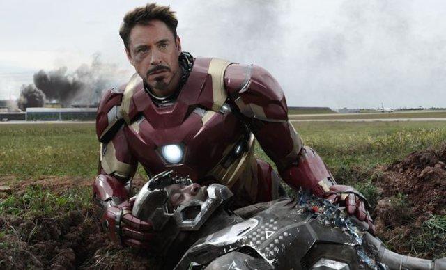 Avengers: Infinity War Iron Man Armor Revealed in Set Photos