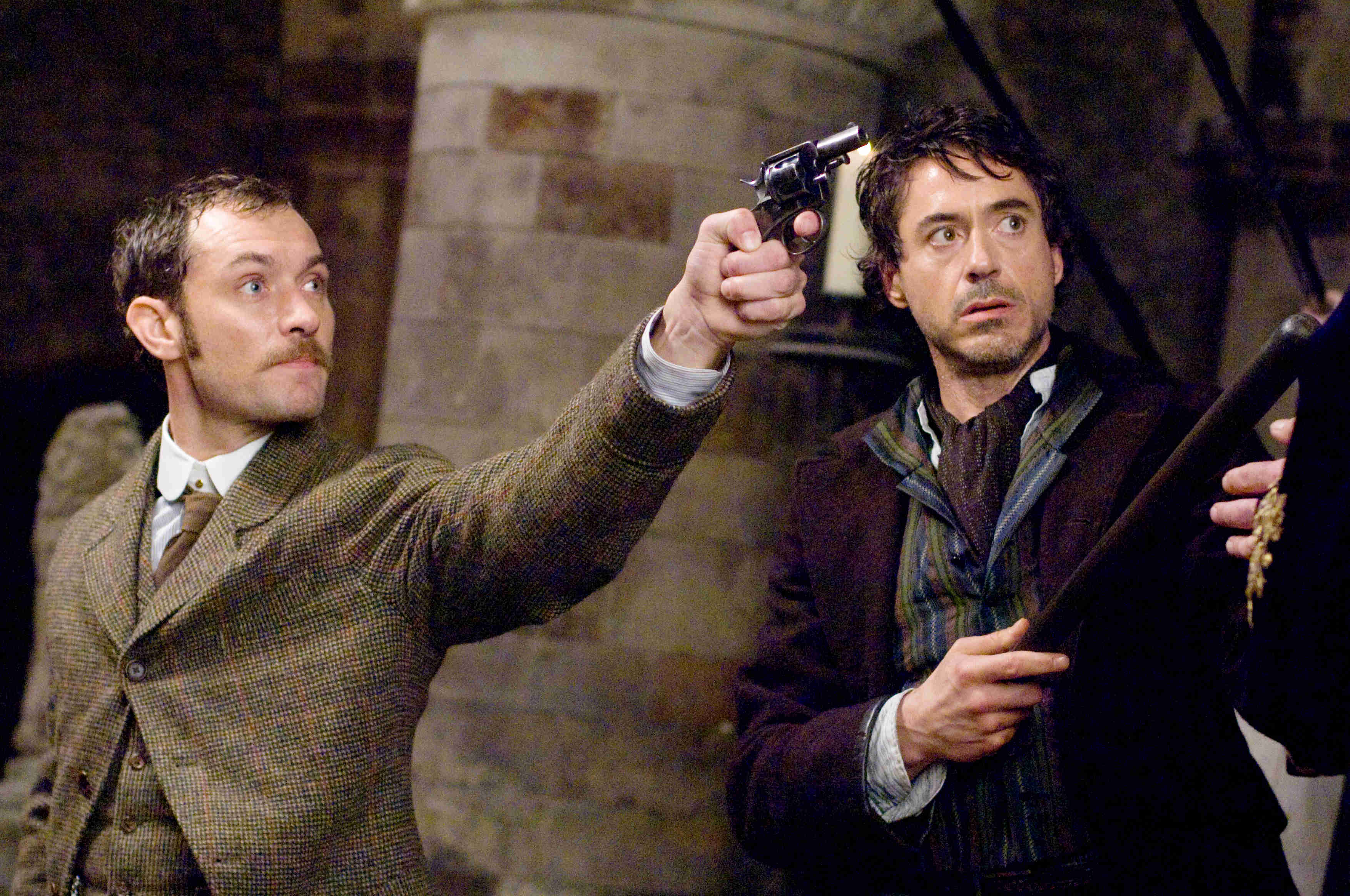 Sherlock Holmes 3' Has Been Pushed Back to 2021 | Collider
