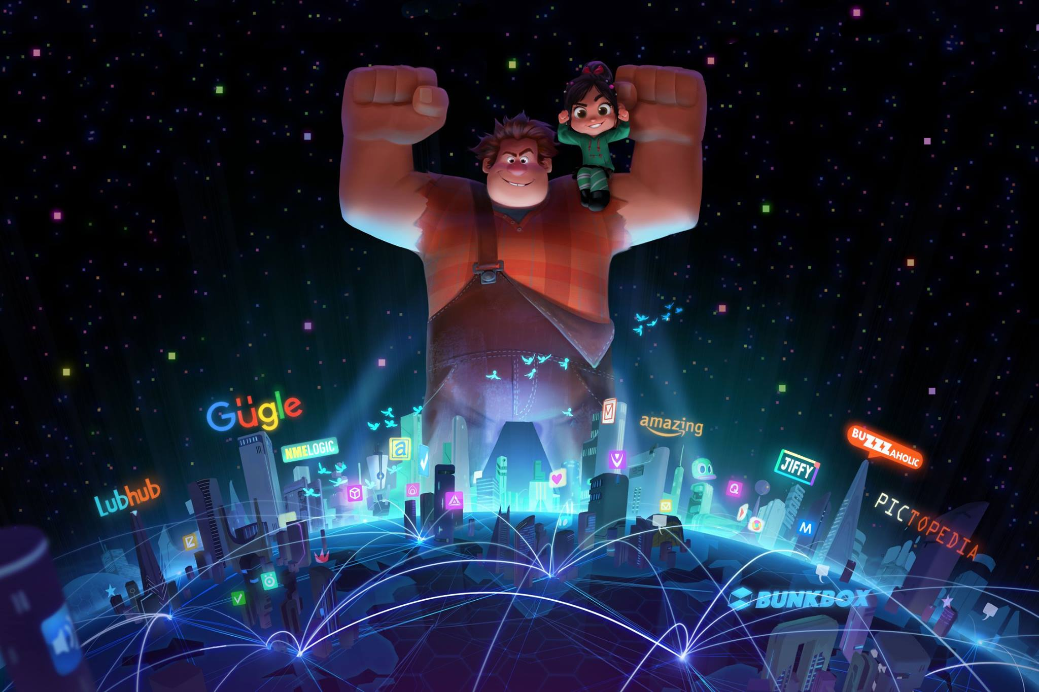 Wreck It Ralph 2 Will Bring The Disney Princesses Together Collider