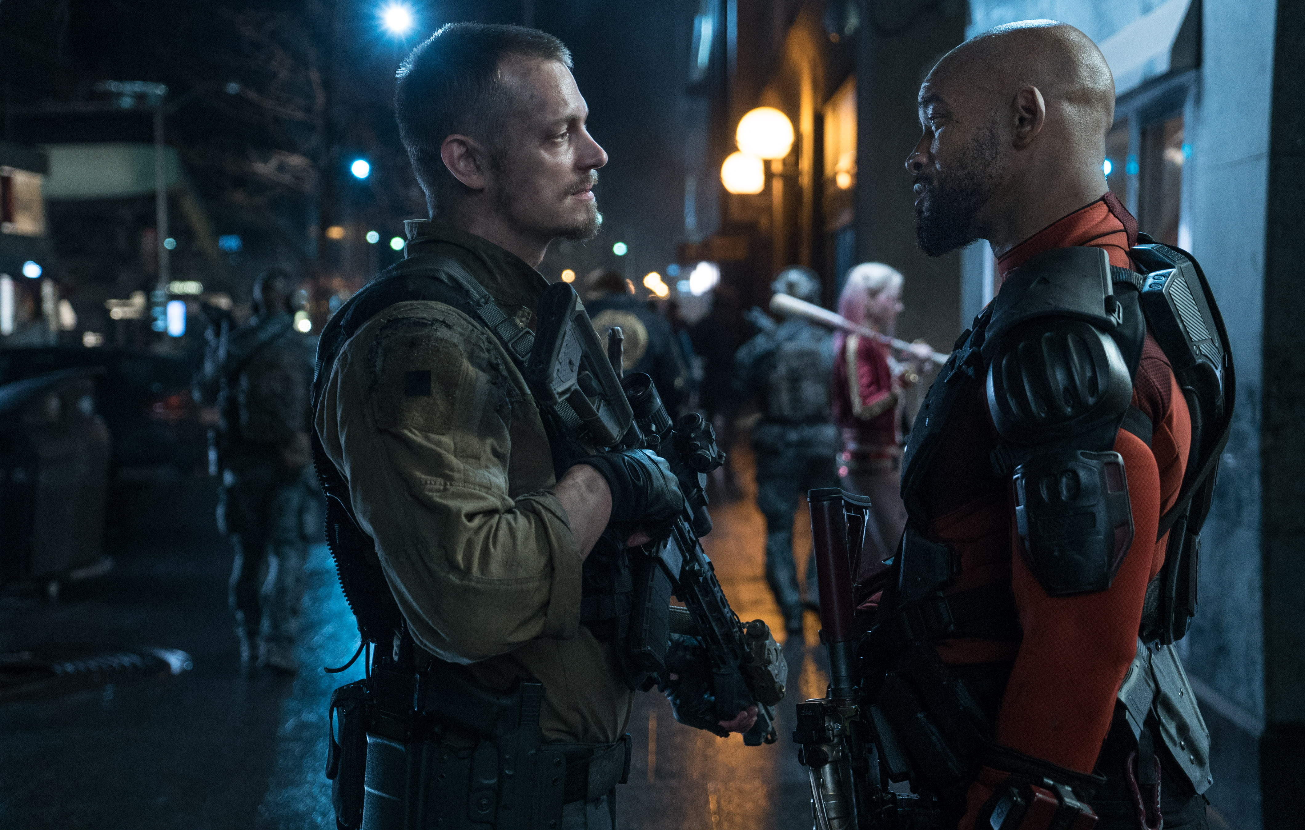 Altered Carbon Male Frontal joel kinnaman on altered carbon and status of suicide squad