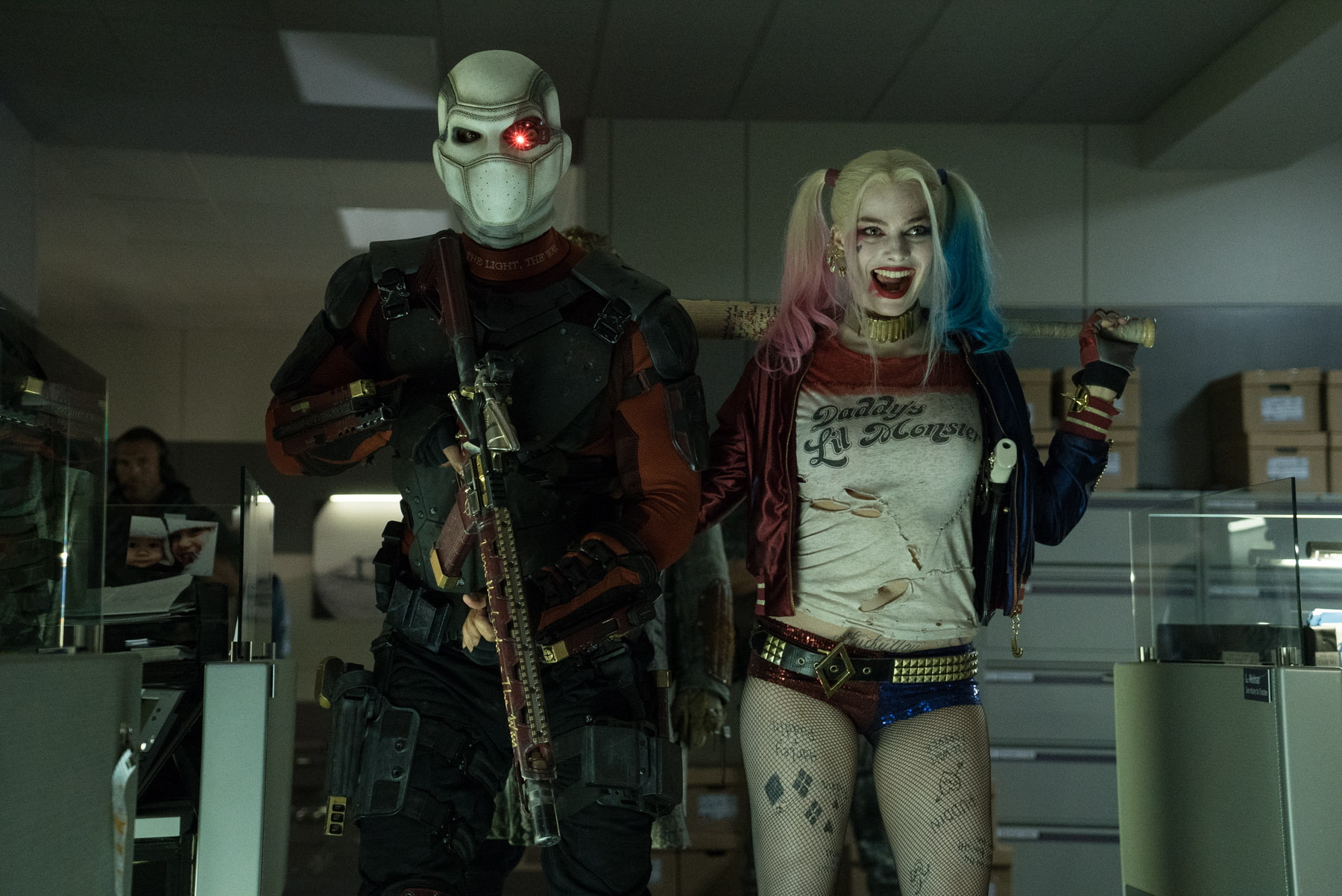 241efb1d6b12 Harley Quinn Movie  Margot Robbie Teases an R-Rated Spinoff