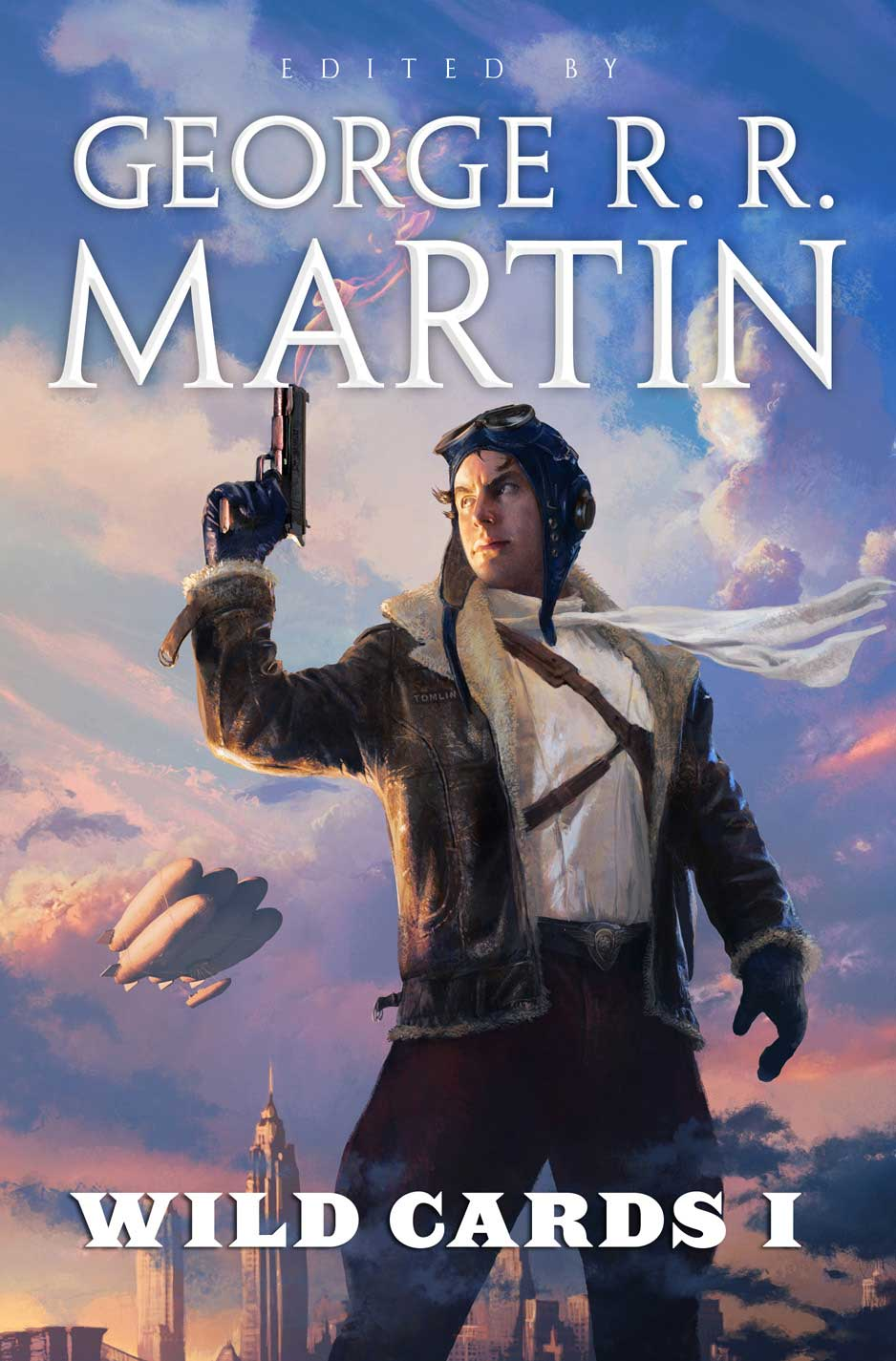 George RR Martin's Wild Cards Series Being Adapted at Hulu