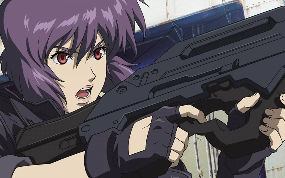 Best Cyborg Anime Series Including Ghost In The Shell Collider