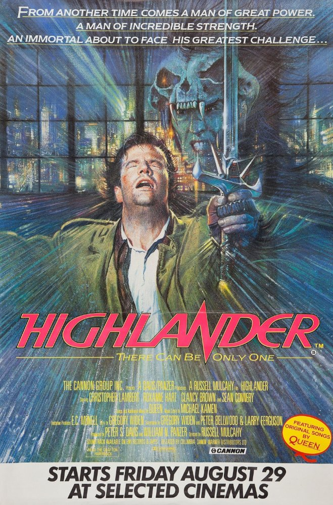 Highlander Quotes Entrancing There Can Be Only Only Onehighlander Remake  Dc Universe