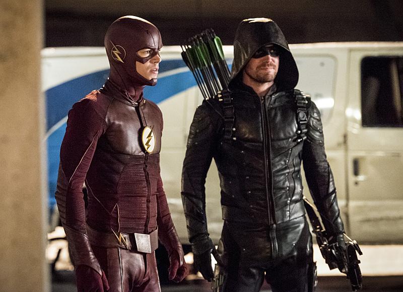 Arrow Season 6, The Flash Season 4 Renewed by the CW | Collider
