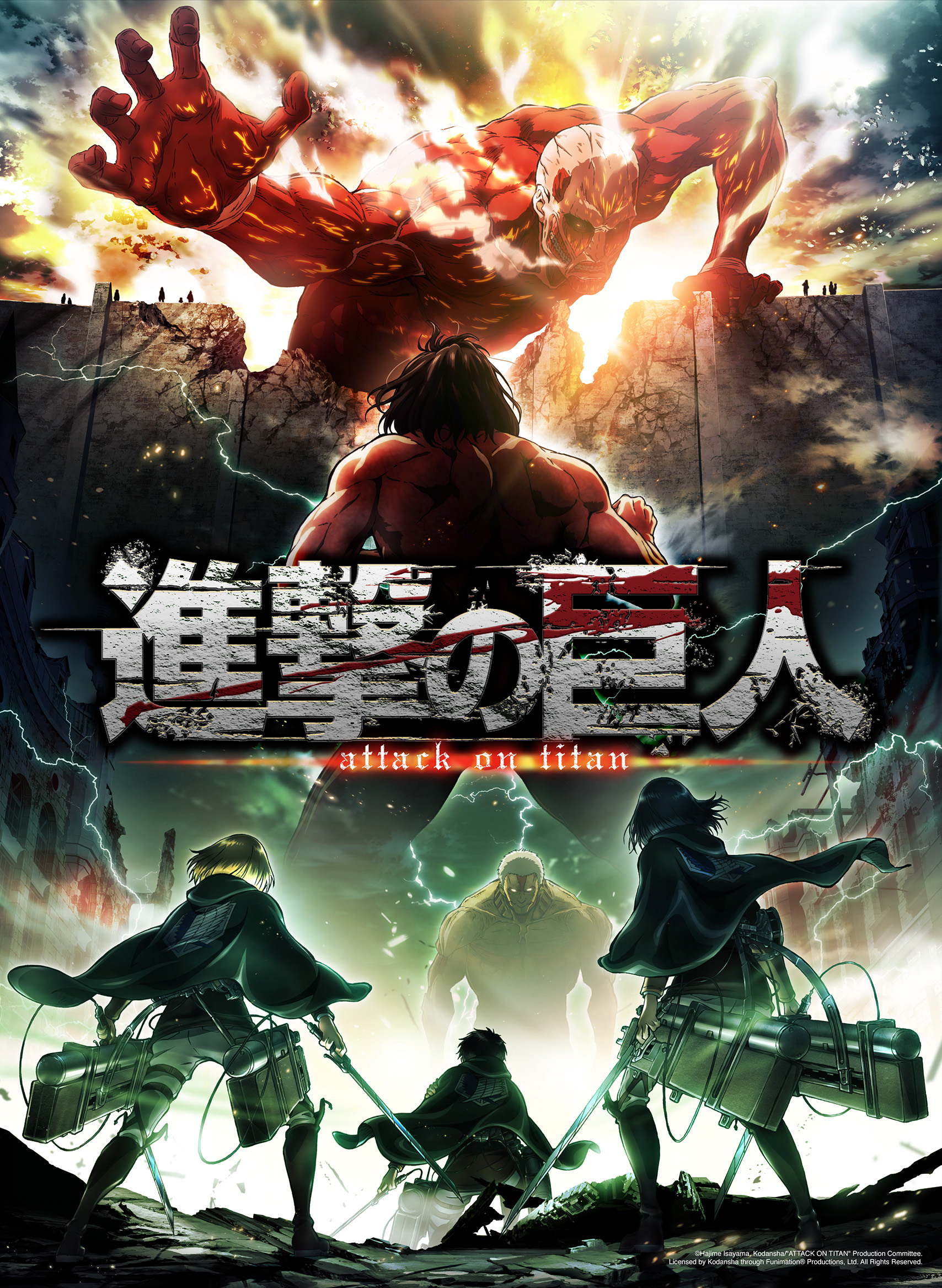 Attack on Titan Season 2 Finale Explained, Season 3 Premiere Date