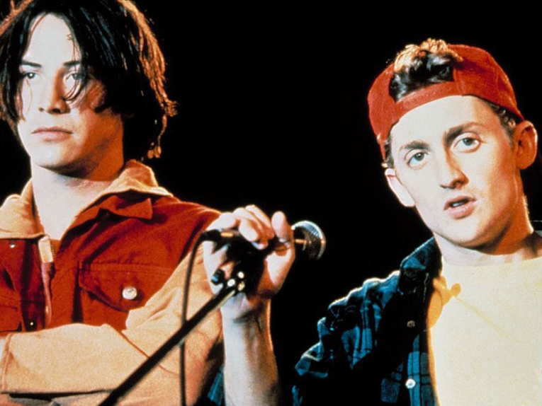 Bill and Ted Face The Music Sequel