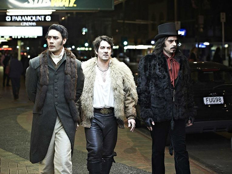 What We Do in The Shadows We're Wolves Sequel