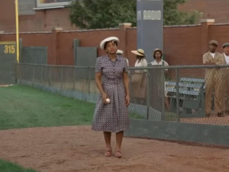 a-league-of-their-own-black-woman-throw