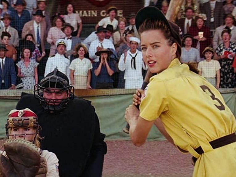 a-league-of-their-own-leoni-batting
