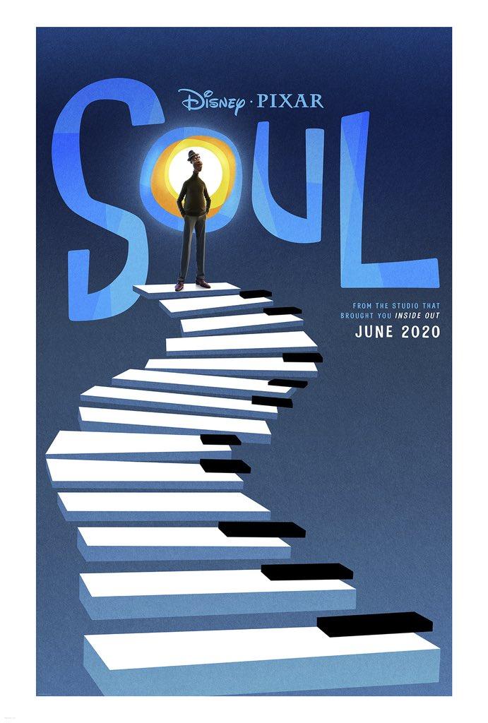 First Soul Trailer Reveals New Pixar Movie Starring Jamie Foxx, Tina Fey