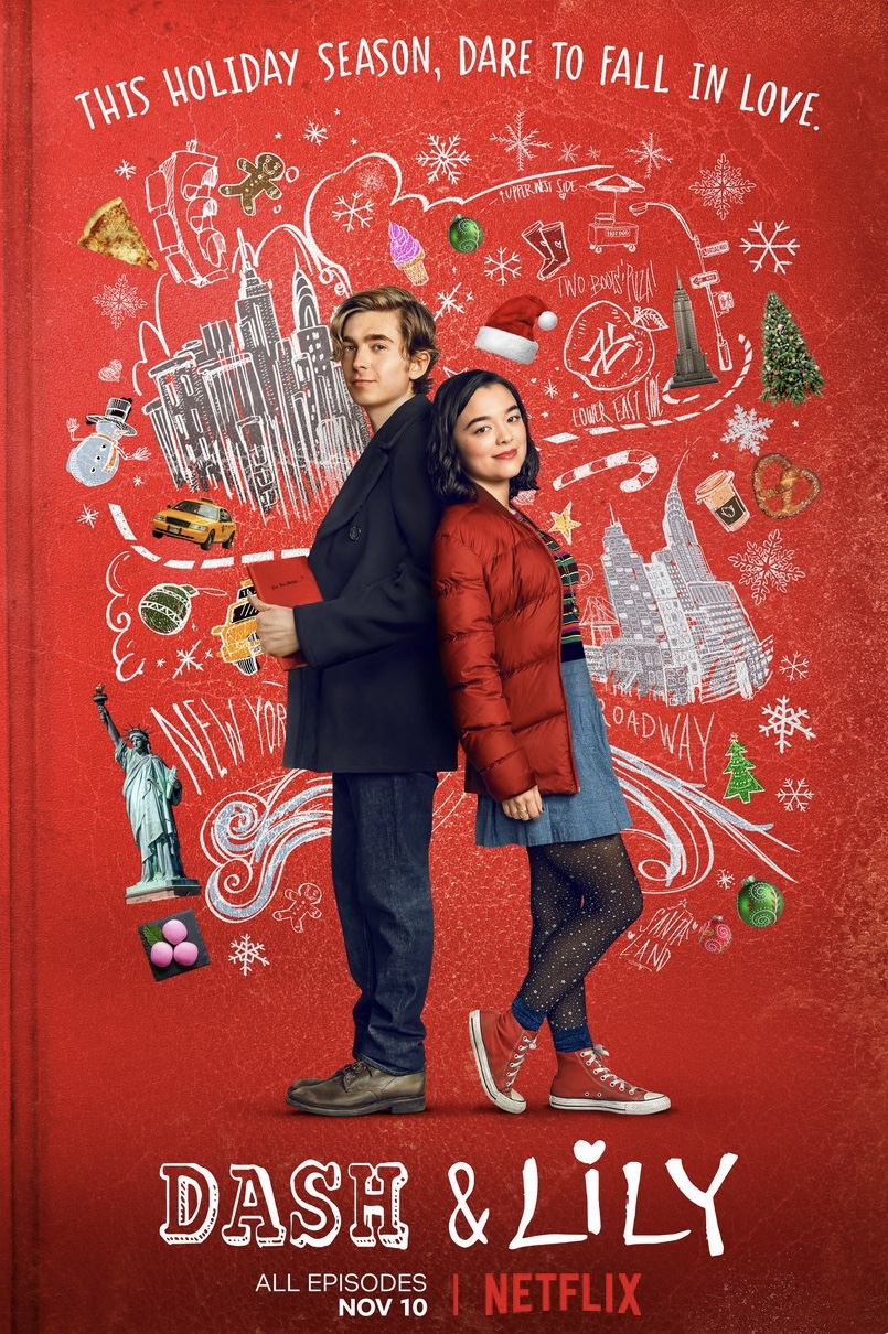 Dash and Lily Review: Netflix's Christmas Romcom Is Jolly Good Fun
