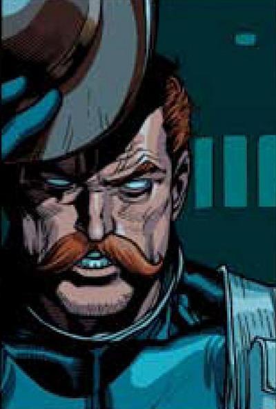 Captain America Dum Dum Dugan