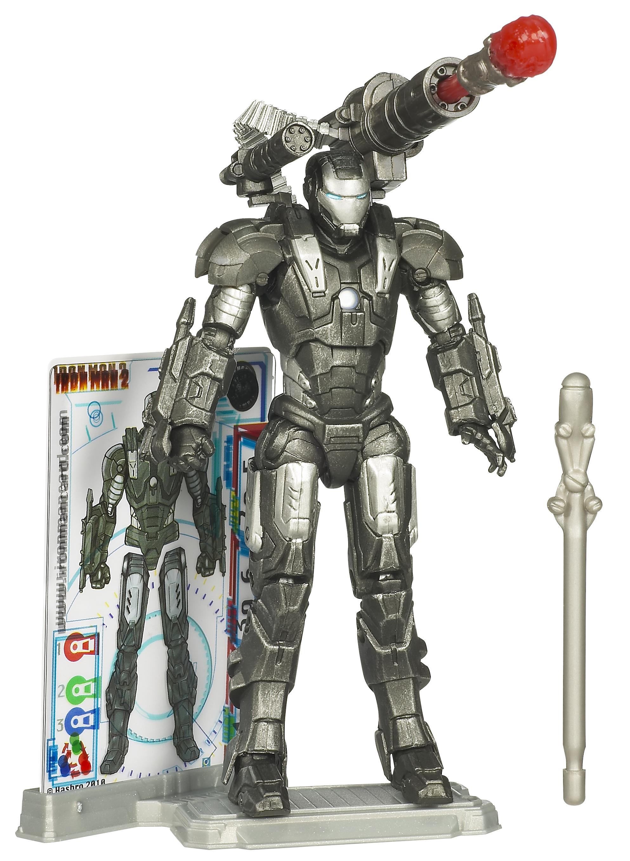 Iron Man 2: New Iron Man 2 Toys From 2010 Toy Fair