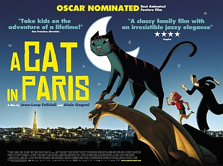 a-cat-in-paris-poster