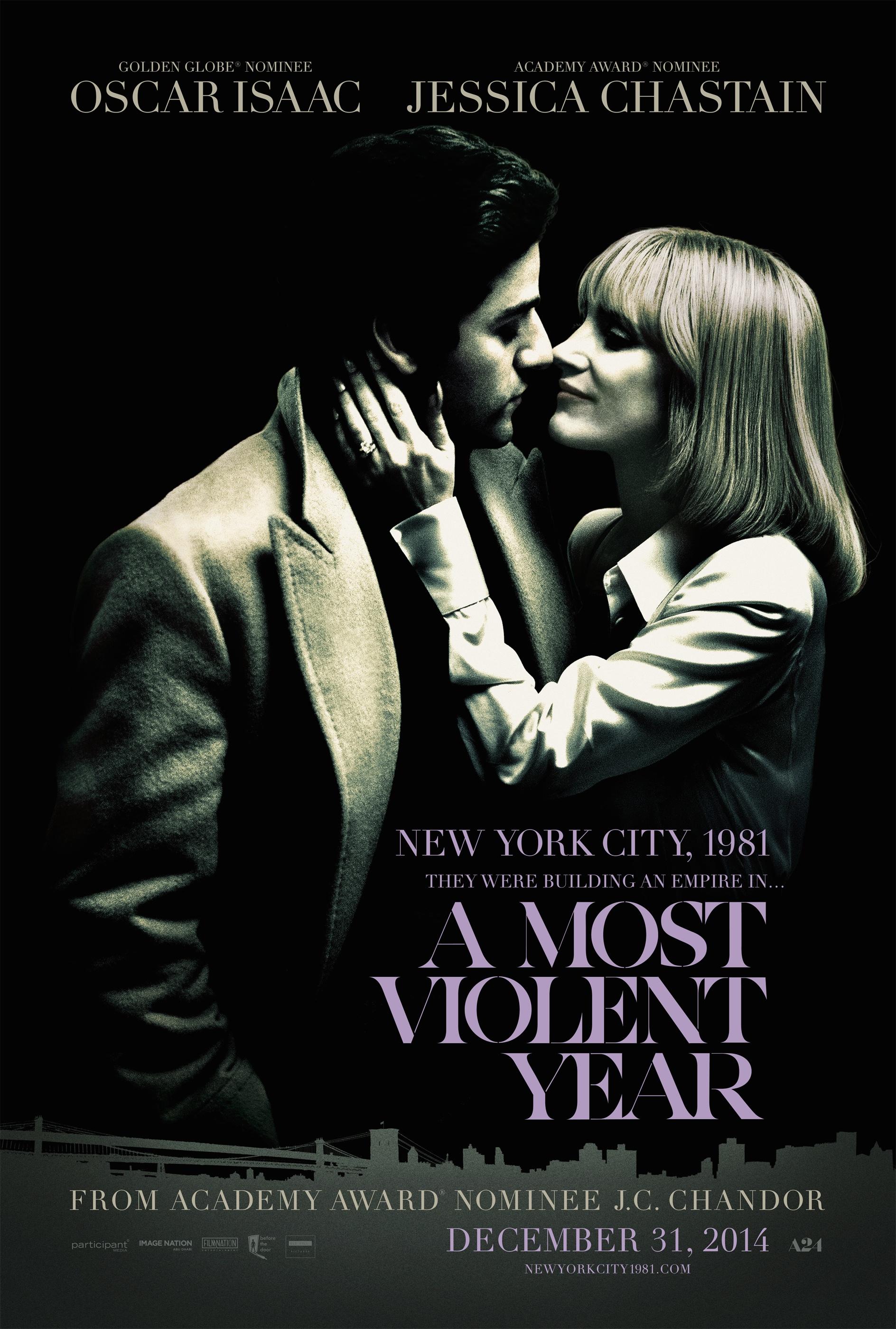 A most violent year de JC Chandlor A-most-violent-year-poster