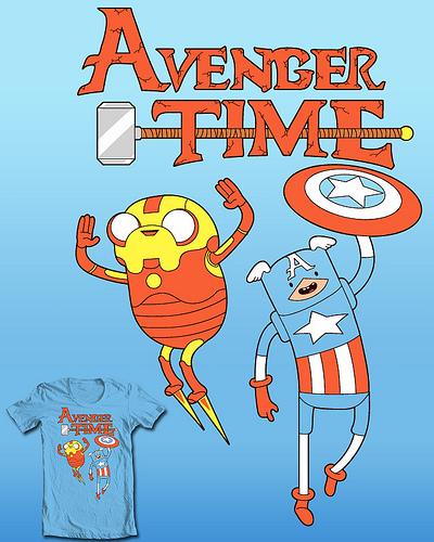 adventure-time-avengers