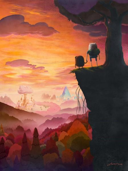 mondo-adventure-time-come-along-with-me-jj-harrison