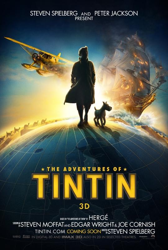 Tintin - der Film