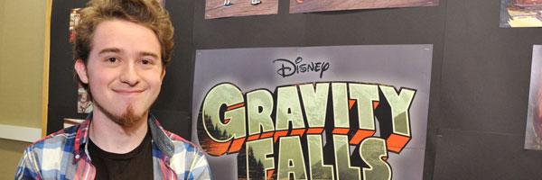 Creator Alex Hirsch GRAVITY FALLS Interview | Collider