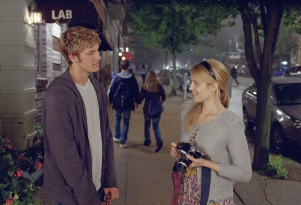 are alex pettyfer and dianna agron. alex-pettyfer-dianna-agron-i-