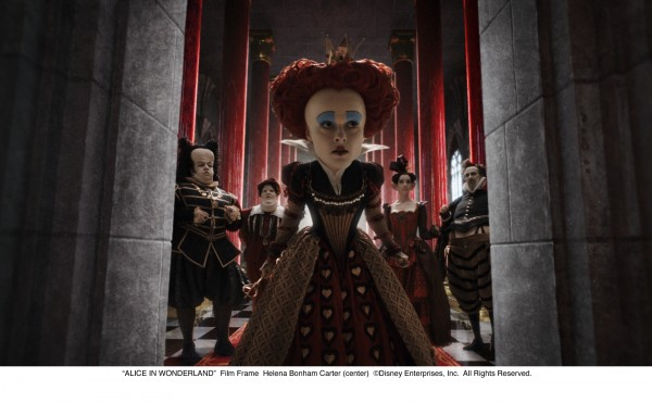 Alice in Wonderland movie image 3