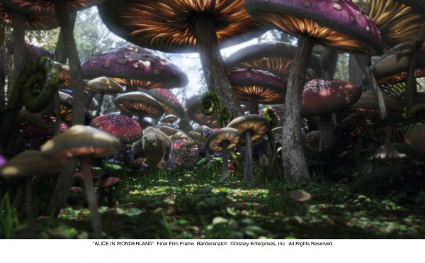 Alice in Wonderland movie image 4