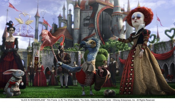 Alice in Wonderland movie image 8