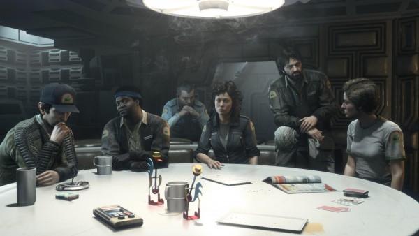 alien-isolation-nostromo-cast-pre-order-bonus