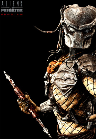 aliens-vs-predator-wolf-predator-statue