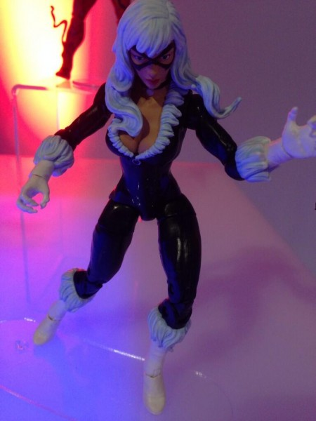 amazing spider man 2 black cat toy