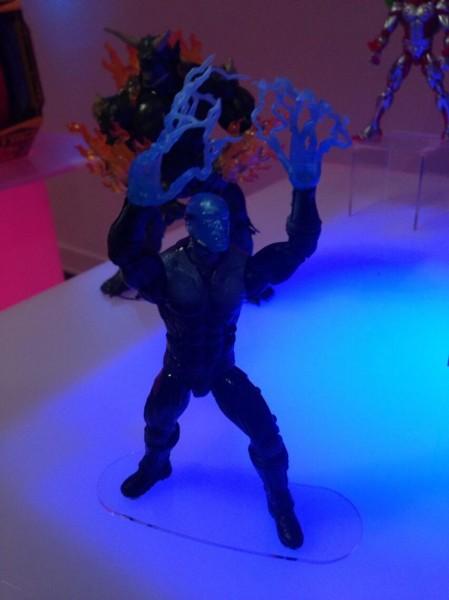 amazing spider man 2 electro toy