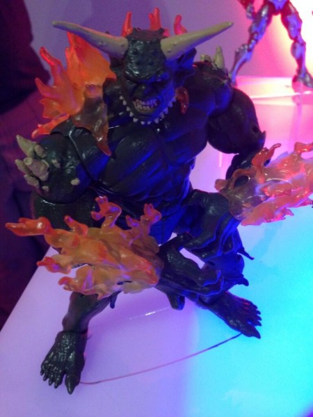 amazing spider man 2 ultimate green goblin toy