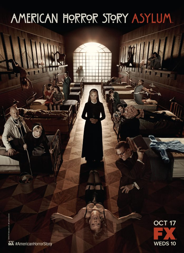 American Horror Story - Saison 02 [Complete]