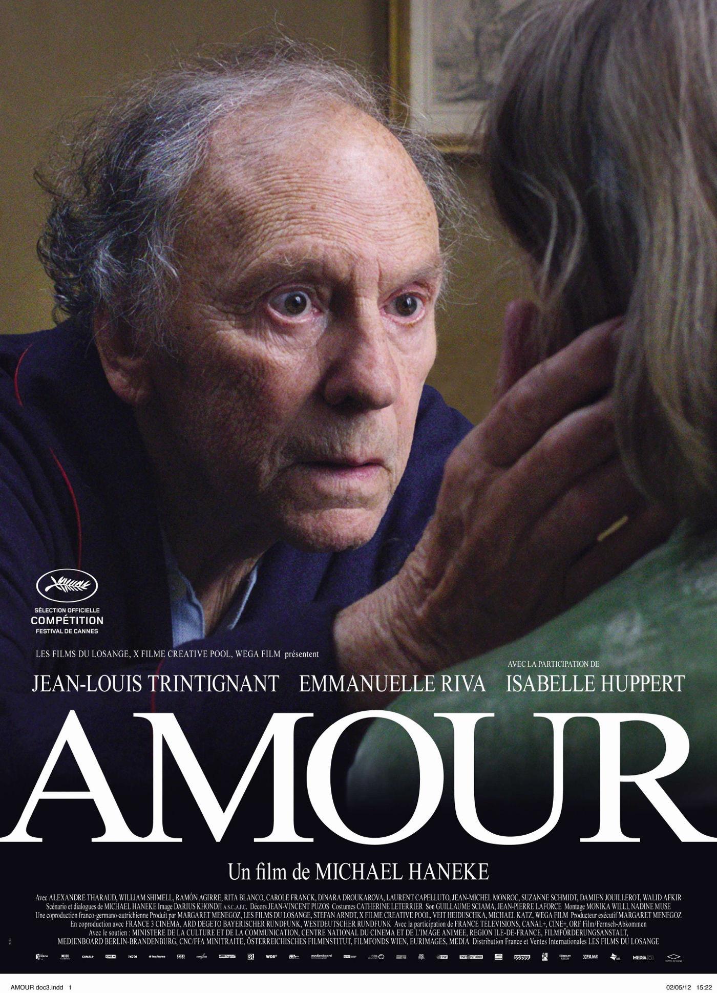 Amour 2012 movie