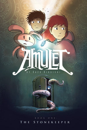 Rob Edwards to Pen AMULET for Warner Bros. and ANIMATED AMERICAN ...