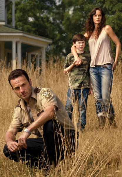 andrew-lincoln-chandler-riggs-sarah-wayne-callies-walking-dead