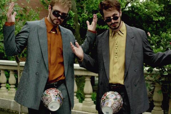 Justin Timberlake and Andy Samberg SNL digital short lazy sunday