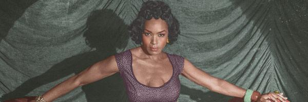 tits Angela bassetts