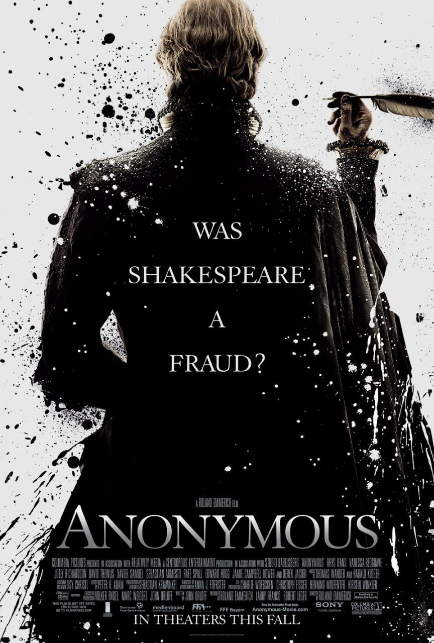 Anonymes movie